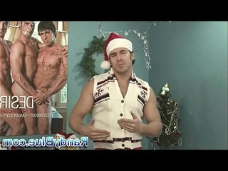 XXXMAS daddys and cute gays family.WMV