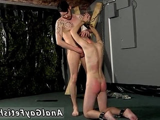 Emo boyish-looking gays fag naked victim Boy Fed Hard Inches