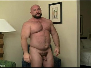 Joe Muscle husky gay
