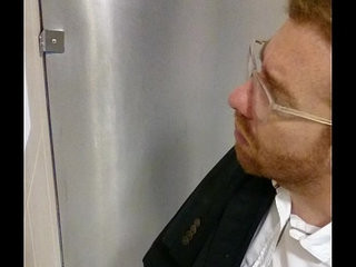 Spy cam pissing airport ginger huge large bisexualggest