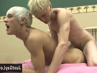 Gay clip of He commences off nice and slow but picks up sjizz-guzzleing as he