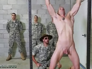 Guys xxx army movie gay Good anal invasion Training