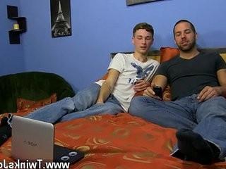 homo man movie Preston gets Hunter bare and gargles his uncirjismcised