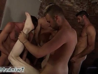 Mature stud fag porn movie James Gets His Sold fuckhole packed!