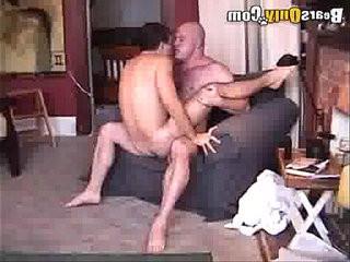 Papa cuddly hairy gay Needs A Fuck