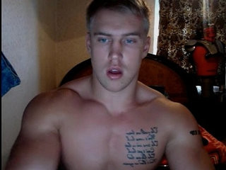Hot gay Hercules webweb cam show