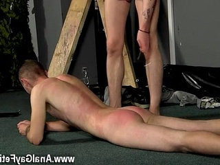 Free gay cock galleries Slave Boy Fed Hard Inches